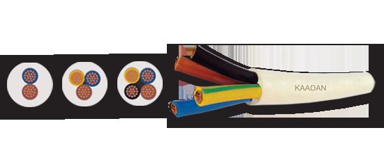 Multicore Cables With Flexible Copper Conductors Kaadan